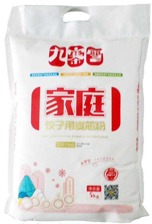 名称:九寨雪饺子用麦芯粉 级别:普通图片